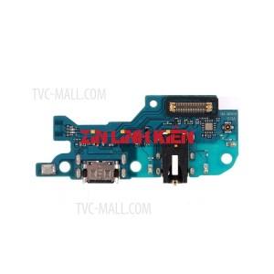 Samsung M30 2019 / SM-M305M / SM-M305F - Cáp Sạc Kèm Mic Và Jack Tai Nghe / Bo Sạc / Main Sạc / Cổng Sạc USB / Bảng Mạch Chân Sạc / Dây Chân Sạc Lắp Trong Kèm Micro