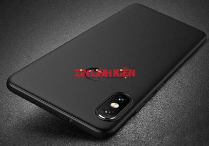 Xiaomi Redmi S2 / Redmi Y2 - Vỏ Ráp Máy Gồm Nắp Lưng Và Benzen, Đen