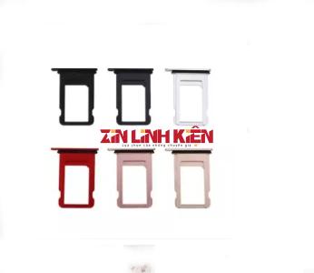 Apple Iphone 7 - Khay Sim Ngoài / Khay Để Sim, Màu Đen
