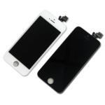 Màn Hình Iphone 5G Nguyên Bộ Zin Ép kính Màu Trắng