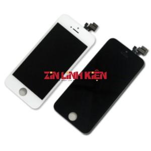 Màn Hình Iphone 5S Nguyên Bộ Zin Ép Kính Zin Màu Đen