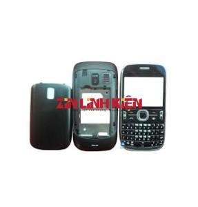 Nokia 205 - Vỏ Ráp Máy, Màu Đen