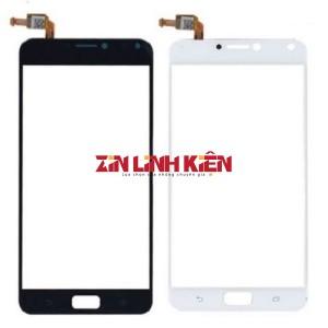 ASUS Zenfone 4 Max Pro 2017 / ZC554KL / 5.5 inch / X00ID - Cảm Ứng Zin Original, Màu Đen, Chân Connect, Ép Kính