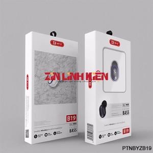 BYZ B19 - Tai Nghe Bluetooth, Hàng Chính Hãng BYZ / Tai Nghe Không Dây