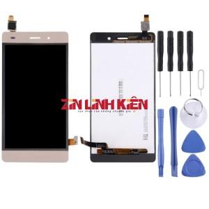 Huawei P8 Lite 2016 / ALE-L21 / ALE-UL00 - Cảm Ứng Zin Original, Màu Vàng Gold, Chân Connect