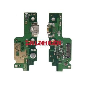 Huawei Y6II 2016 / Y6 II 2016 / Honor 5A / CAM-L03 / CAM-L21 / CAM-L32 / CAM-AL00 - Cáp Sạc Kèm Mic / Bo Sạc / Main Sạc / Cổng Sạc USB / Bảng Mạch Chân Sạc / Dây Chân Sạc Lắp Trong Kèm Micro