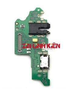 Huawei Y9 Prime 2019 / STK-LX1 / STK-LX2 / STK-L21 / STK-L22 - Cáp Sạc Kèm Mic Và Jack Tai Nghe / Bo Sạc / Main Sạc / Cổng Sạc USB / Bảng Mạch Chân Sạc / Dây Chân Sạc Lắp Trong Kèm Micro