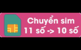Cách chuyển danh bạ 11 số thành 10 số hoàn toàn tự động
