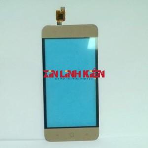Coolpad Sky Mini E560 / K1 Mini - Cảm Ứng Zin Original, Màu Vàng Gold, Chân Connect, ép kính