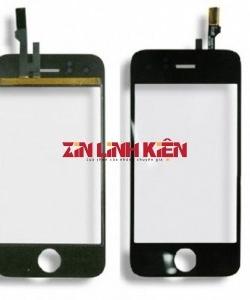 Apple Iphone 5S - Cảm Ứng Zin Liền Zon Original, Màu Đen, Chân Connect, Ép Kính