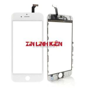 Apple Iphone 6S - Cảm Ứng Zin Liền Zon Original, Màu Trắng, Chân Connect, Ép Kính
