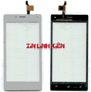 SH Mobile Smart 30 - Cảm Ứng Zin Original, Màu Trắng, Chân Connect, Ép Kính