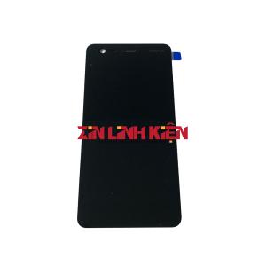 Nokia 3.1 Dual Sim 2018 / TA-1063 / TA-1049 - Màn Hình Nguyên Bộ Zin Ép Kính, Màu Đen