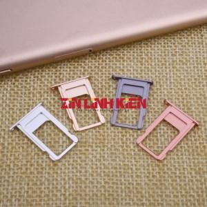 Apple Iphone 6G - Khay Sim Ngoài / Khay Để Sim, Màu Bạc Trắng