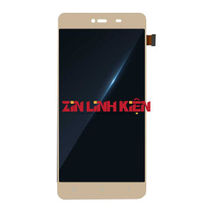 Gionee Marathon M5 Mini - Cảm Ứng Zin Original, Màu Gold, Chân Connect