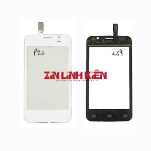 Gionee Pioneer P2S - Cảm Ứng Zin Original, Màu Trắng, Chân Connect