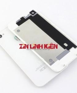 Apple Iphone 4G - Nắp Lưng Ráp Máy, Màu Trắng
