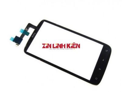 HTC One A9S - Cảm Ứng Zin Original, Màu Đen, Chân Connect, Ép Kính