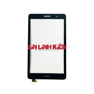 Huawei MediaPad T3 8.0 2019 / 8 Inch / KOB-L09 / KOB-W09 - Cảm Ứng Zin Original, Màu Đen, Chân Connect, Ép Kính