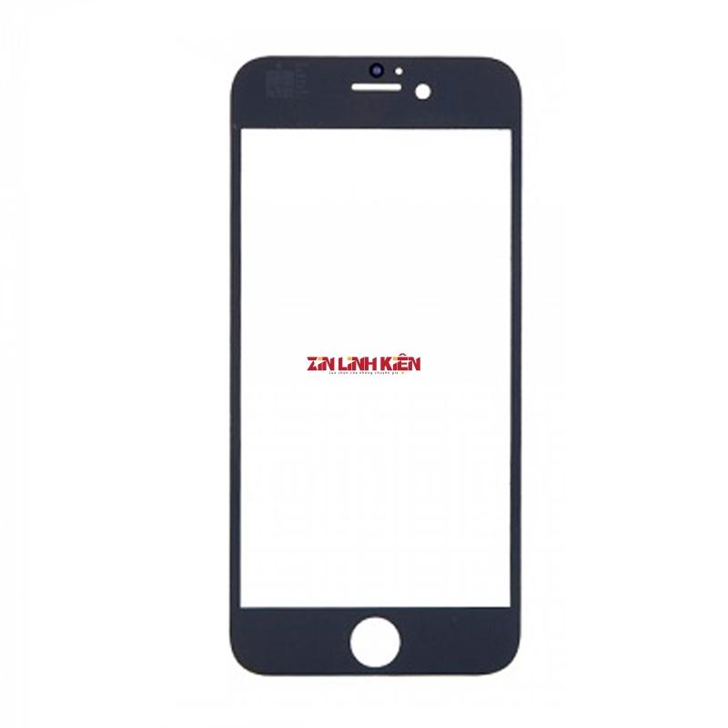 Apple Iphone 6S Plus - Mặt Kính Liền Khung Ron, Màu Đen, Ép Kính