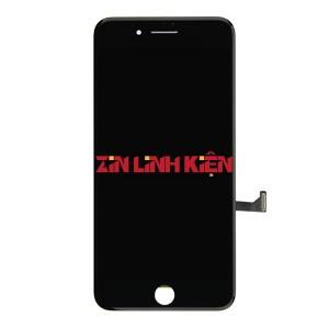 Apple Iphone 8 Plus - Mặt Kính Liền Khung Ron, Màu Đen, Ép Kính