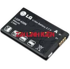 Pin LG LGIP-580A CU915 Vu CU920 KC910 KC910E KB770 KE990 KM900 KM90e KU900 KWW838 HB620T KU990