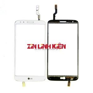 LG Optimus G2 / D801 / D802 - Cảm Ứng Zin Original, Màu Trắng, Chân Connect, Mạch Chì
