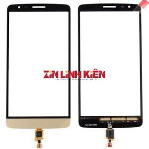 LG G3 Stylus / D690 - Cảm Ứng High Coppy, Màu Vàng Gold, Mạch Chì, Chân Connect, Ép Kính