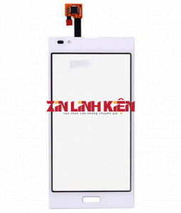 LG Optimus LTE2 / F160 - Cảm Ứng Zin Original, Màu Trắng, Chân Connect