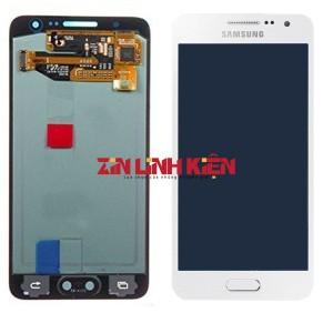 Samsung Galaxy A3 2015 / A300 - Màn Hình Nguyên Bộ Zin Ép Kính, Trắng