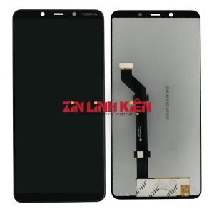 Nokia 3 Dual Sim / TA-1032 - Màn Hình Nguyên Bộ Zin Ép Kính Zin, Trắng