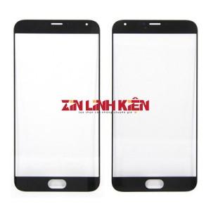 Meizu MX5 Pro / Pro 5 / 5 Pro - Mặt Kính Zin New Meizu, Màu Đen, Ép Kính