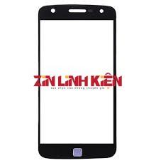 Motorola Moto Z Play - Mặt Kính Màu Đen, Ép Kính