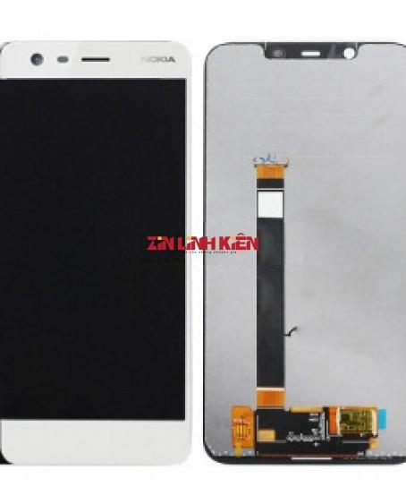Màn Hình Nguyên Bộ Nokia 2.1 Dual Sim 2018 / TA-1080 Zin Ép Kính Trắng - Công Ty TNHH Zin Việt Nam