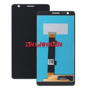 Nokia 3.1 Plus Dual Sim 2018 / TA-1118 / TA-1117 / TA-1104 / TA-1113 / TA-1125 / TA-1115 - Màn Hình Nguyên Bộ Zin Ép Kính, Màu Đen - Công Ty TNHH Zin Việt Nam
