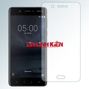 Nokia 5 Dual Sim / TA-1053 - Dán Cường Lực 5D Full Viền, Màu Đen