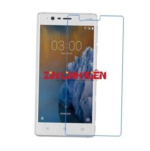 Nokia 3 Dual Sim / TA-1032 - Dán Cường Lực 5D Full Viền, Màu Trắng