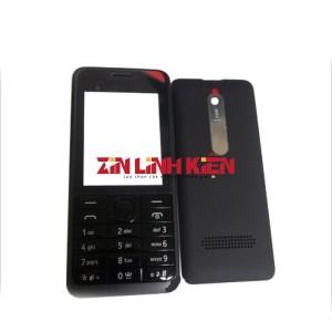 Nokia 1661 - Vỏ Ráp Máy, Màu Đen