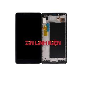 Nokia 3 Dual Sim / TA-1032 - Màn Hình Nguyên Bộ Zin Ép Kính Zin, Đen