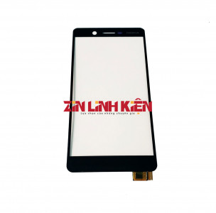 Nokia 7 Dual Sim / TA-1041 - Cảm Ứng Zin, Đen, Chân Connect, Ép Kính