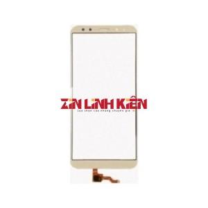 Huawei Nova 2i 2017 / RNE-L02 / RNE-L21 / RNE-L22 - Cảm Ứng Zin Original, Màu Vàng Gold, Chân Connect, Ép Kính