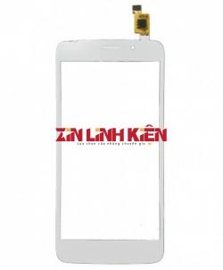 Obi Worldphone S507 - Cảm Ứng Zin Original, Màu Trắng, Chân Connect, Ép Kính
