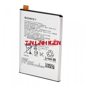 Pin Sony LIP1653ERPC Dùng Cho Sony Xperia XA 1 Plus / XA1 Plus / XA2 Ultra / XA 2 Ultra / H3213 / H3223 / H4213 / H4223 / G3412 / G3416 / G3421 / G3426, Dung Lượng 3300mAh