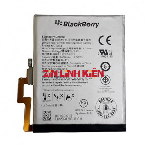 Pin BlackBerry BAT-58107-003 Cho Blackberry Passport 4G Q30, 3400mAh