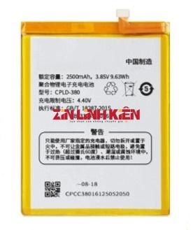 Pin Coolpad CPLD-380 Dùng Cho Coolpad E502 - Zin Linh Kiện