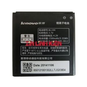 Pin Lenovo BL-194 A690 K2 A520 A780 A790E A668t A760 A288t A530 A298t A660 A698T - Zin Linh Kiện