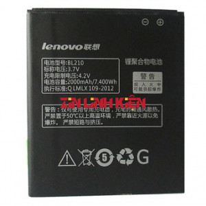 Pin Lenovo BL210 Dùng Cho Lenovo A536/A656 / A770e / A750e / A766 / A658t / A696 / S820 / S650