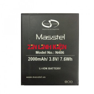 Pin Masstel N406