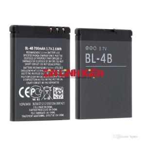 Pin Nokia BL-4B Dùng Cho Nokia 2630 / 5000 / 6111 / 7373 / N75 / N76