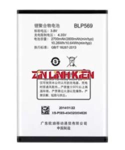 Pin OPPO BLP569 Dùng Cho Oppo Find 7A / X9006 / X9007 - Zin Linh Kiện